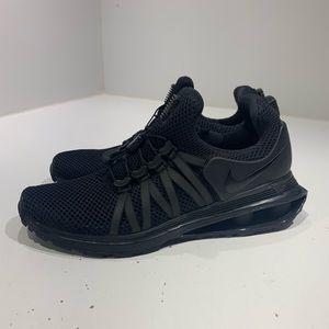Nike Shox Gravity Womens Running Shoes Black  7.5